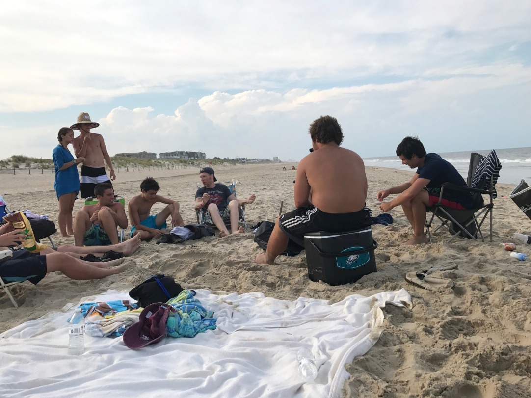 summer 2017 beach guys